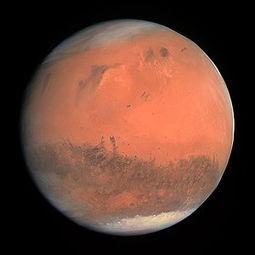 甲烷之谜:好奇心探测到火星上甲烷含量最高