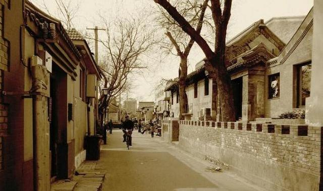 北京有哪些胡同