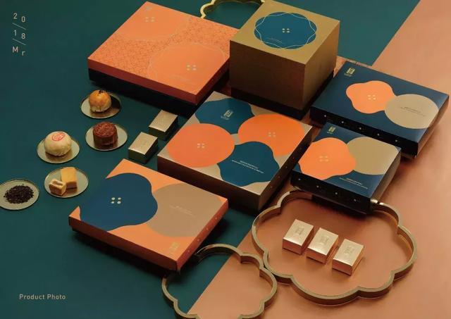 月饼包装设计图片欣赏