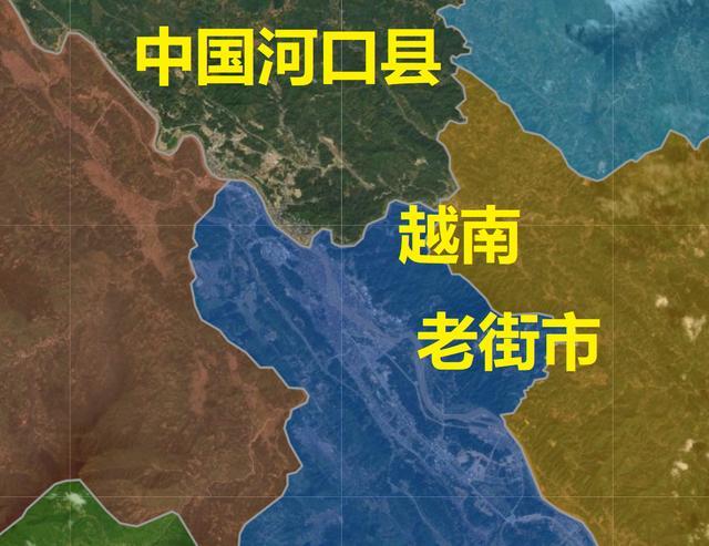 中越边境雷区