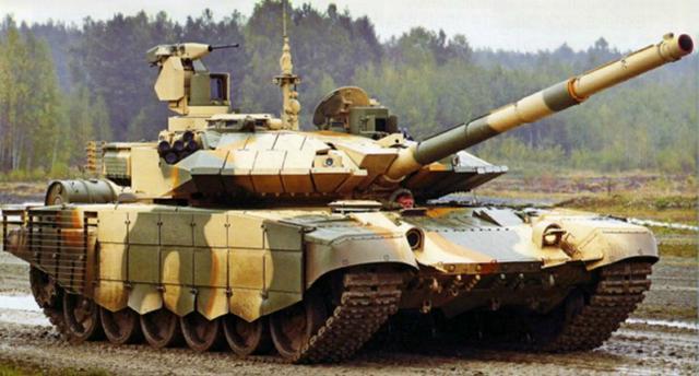 埃及买500辆T-90的玄机:可能全部用来介入利比亚内战