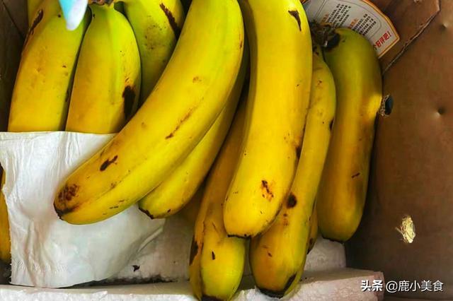 買了30年香蕉才發現,原來彎香蕉和直香蕉區別甚大,別再亂買了