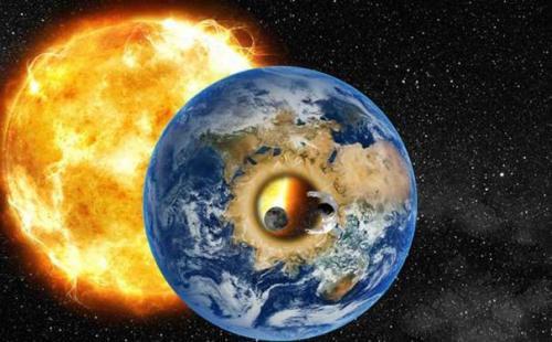 人类为什么不能挖到地球中心,不是不想钻,而是根本无法钻下去