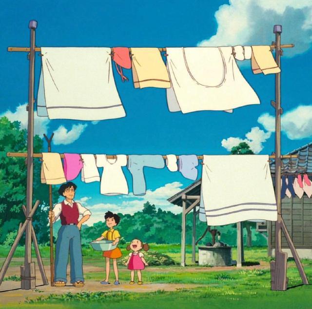「宫崎骏动漫头像」宫崎骏的漫画,知道是什么吗