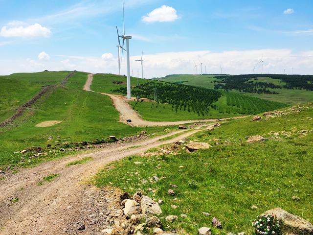 张北坝上草原,不止有个草原天路,更多的精彩让你爱上它