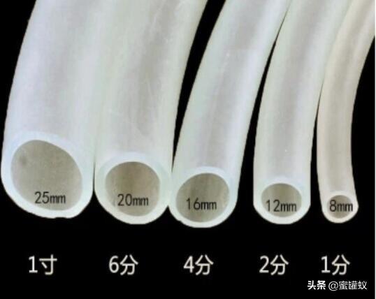 阀门通经(DN)与管径尺寸对照表——记得关注收藏哦!