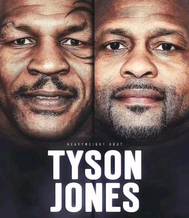 泰森和小罗伊琼斯比赛规定不许KO,泰森太野了,宁愿违反合同被罚