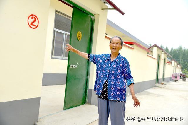 昔日轮流住 现有周转房 平邑街道胡同社区百名老人喜住新型农村幸福院