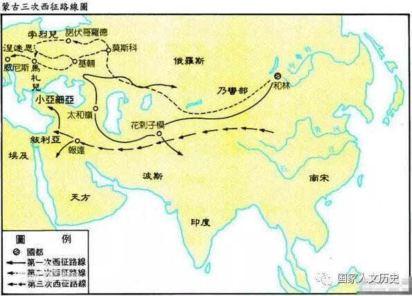 艾因扎鲁特之役:西征途中战无不胜的蒙古骑兵,为何被万人全灭?