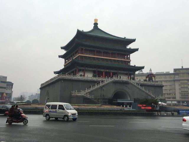 朱元璋下令建造的钟鼓楼,因一人的意外死亡,西安帝都旧梦破碎