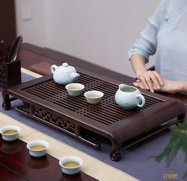 冲泡绿茶黄茶白茶乌龙茶红茶普洱茶用什么茶具,请根据特点选择!