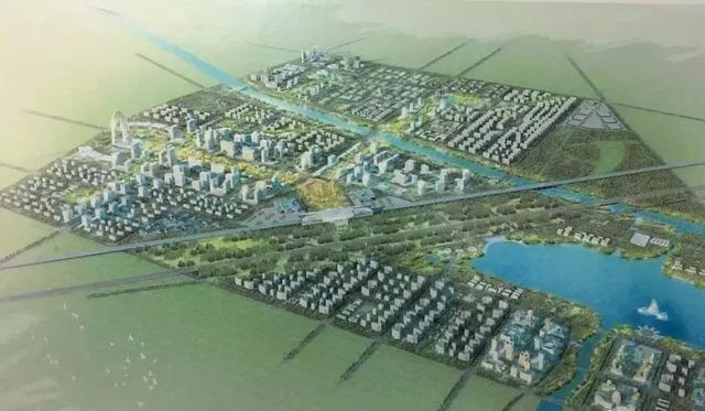 武隆凤来镇新城规划图
