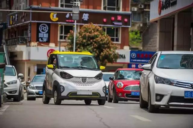 柳州新能源电动货车