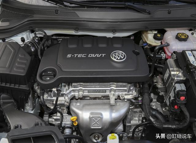 合资家轿别克英朗,1.5L四缸+6AT,优惠后才7.79万,月销量超2万