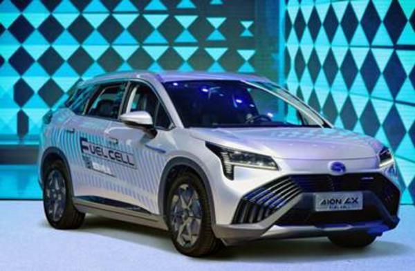 广汽宣布电动车续航破1000公里 引擎热效率超丰田