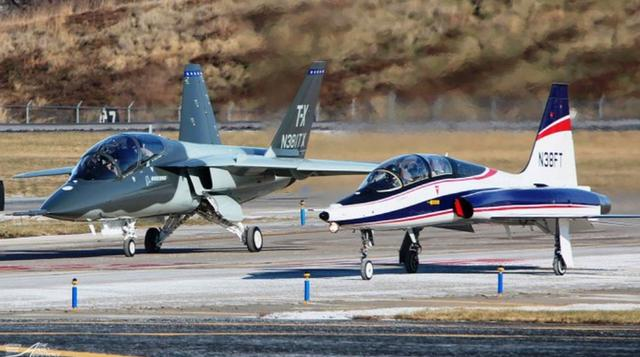 """眼看中俄进度领先,美国空军别无选择,要用""""韩国制造""""撑过难关"""