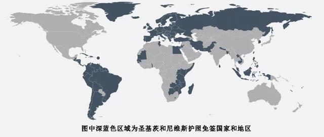 好消息!圣基茨投资移民门槛降低!入籍免签156个国家和地区