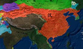 清朝如今中国地图