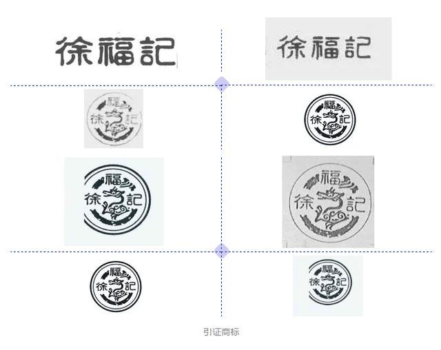 """商标维权:山寨""""徐福记""""的""""聖福記""""被无效"""