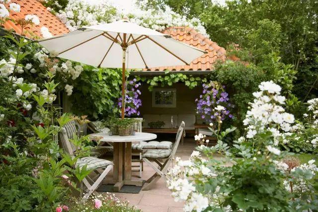 分享9大最全的庭院景观风格,中国人自己的院子,太赞了