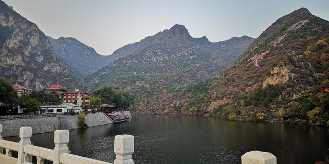 龙庆峡景区