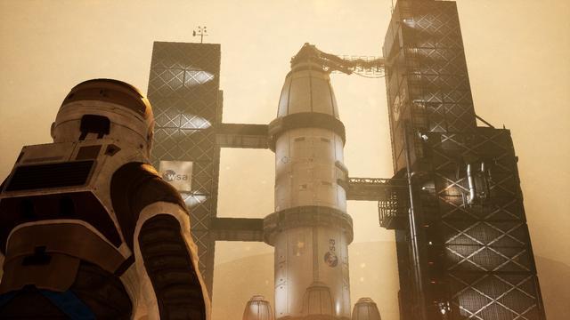 废墟中刺向夜空的点点萤火——《飞向月球》体验报告