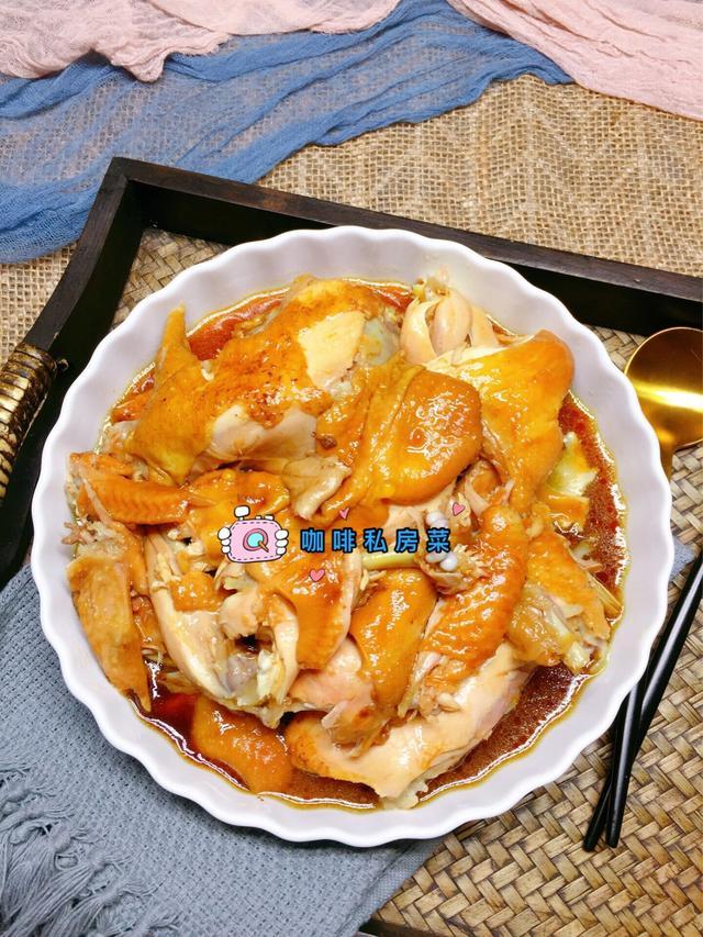 电饭煲焗鸡的做法_电饭煲焗鸡怎么做_菜谱_美食天下