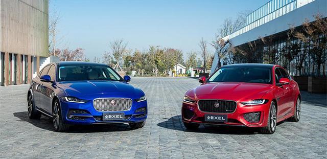 搭载2.0T发动机,推5款车型,全新捷豹XEL上市售价28.98-38.06万