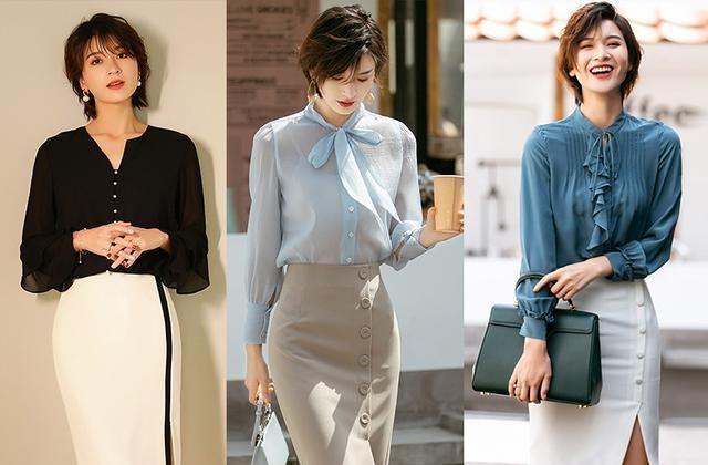 成熟女人穿衣要有格调,这样的搭配最精致有品位,男人不敢放肆