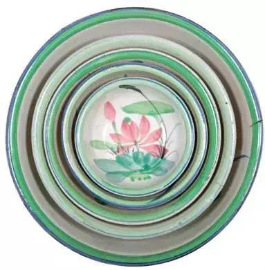 民国淄博窑瓷器品种