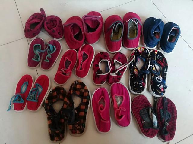 有一种爱叫—娘做的布鞋