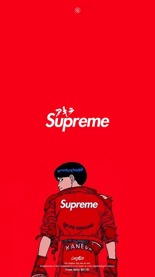 壁纸手机超清supreme