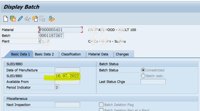 「SAP技术」SAP MM MB5M报表不显示特殊库存数据