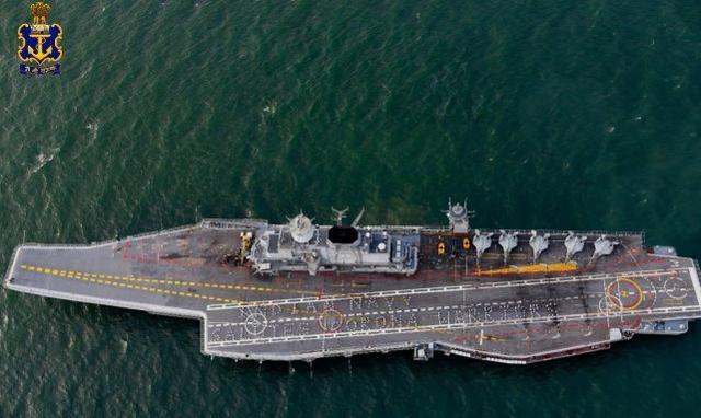 美怂恿印度封锁马六甲,俄:办不到,印军航母又坏了,我们正在修