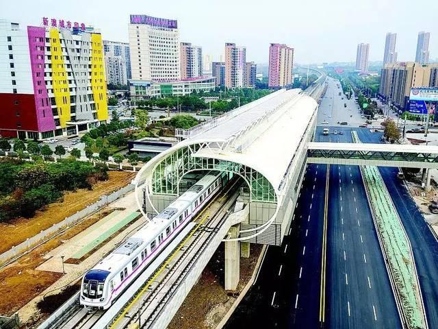 武汉16号线地铁线路图