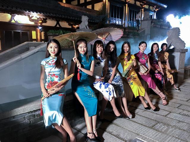 第60屆國際小姐西安賽區啟動,國際小姐走進秀美漢中