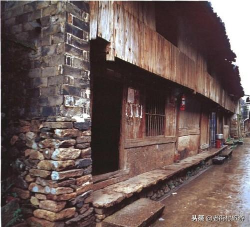 一座石头城内的古城——桃渚古城