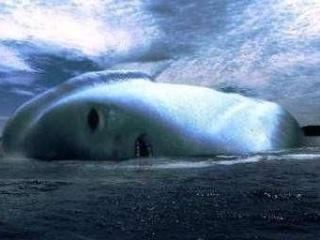 """神秘""""南极人造人""""ningen,它是否存在一直是个未解之谜"""