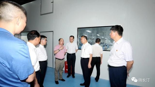 长汀县7个项目集中开竣工 总投资4.05亿元