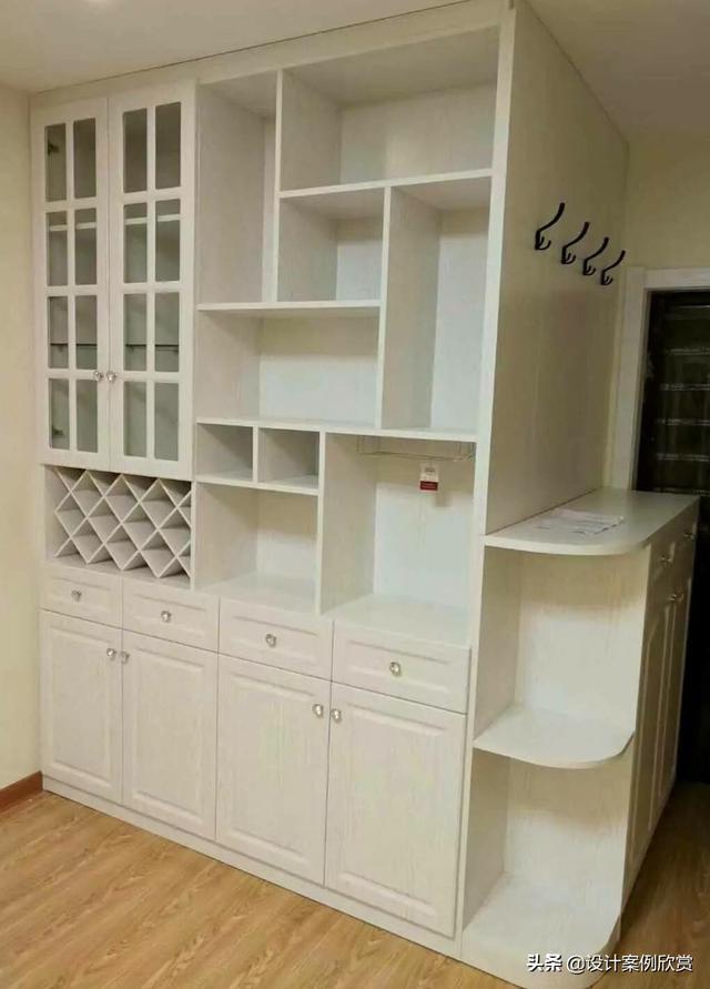 一大波酒柜装修设计美图来袭,总有一款是你喜欢的!