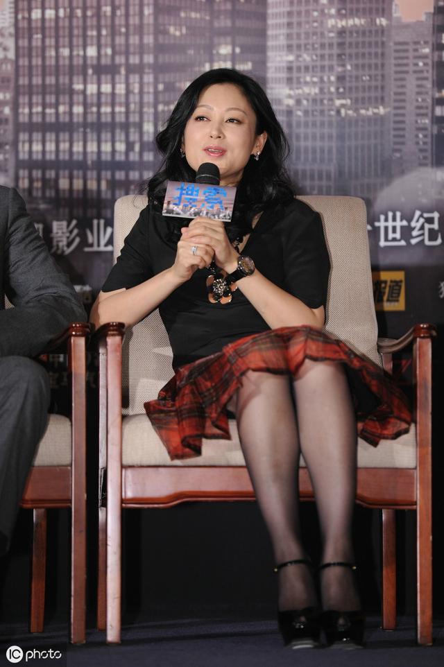 陳凱歌老婆陳紅的圖片