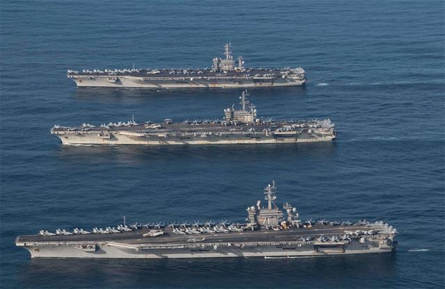 中美矛盾升级?美军又有新的部署计划?美军如何改变被动性的局势?