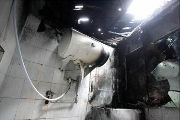 沈阳一家三口因热水爆炸特重度烧伤!消防提醒:热水器这样用