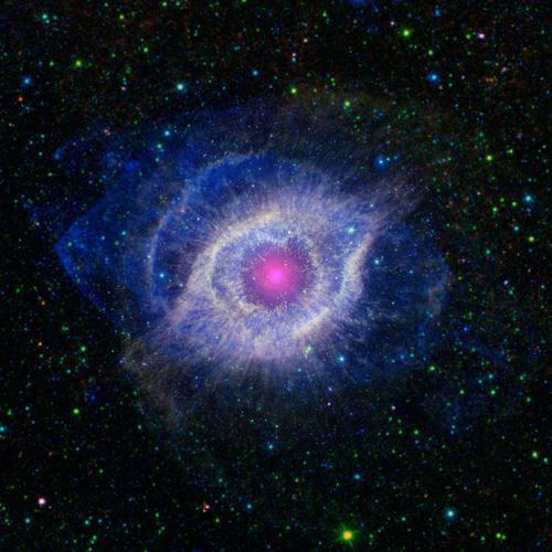 """欧洲天文台发现一只巨大""""蝴蝶"""",长约两光年,是两颗恒星的杰作-第4张图片-IT新视野"""