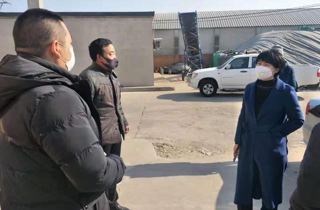 """辽中刘二堡镇:着眼抓实""""八个好""""落实  企业复工复产工作"""