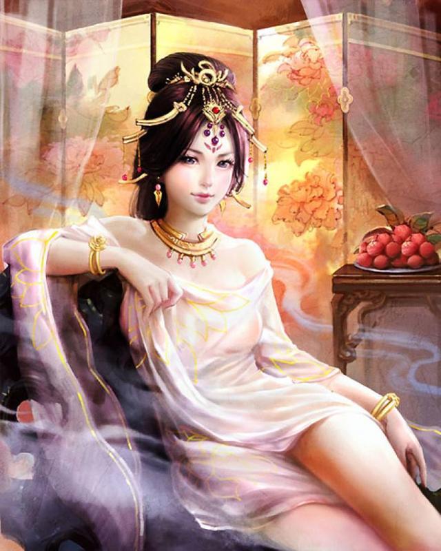 徐福带秦始皇亲临蓬莱仙山,竟然看到了美丽的仙境,太神奇了
