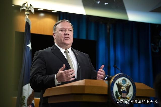 蓬佩奥号召全球惩罚中俄,只因后者在联合国安理会行使一票否决权