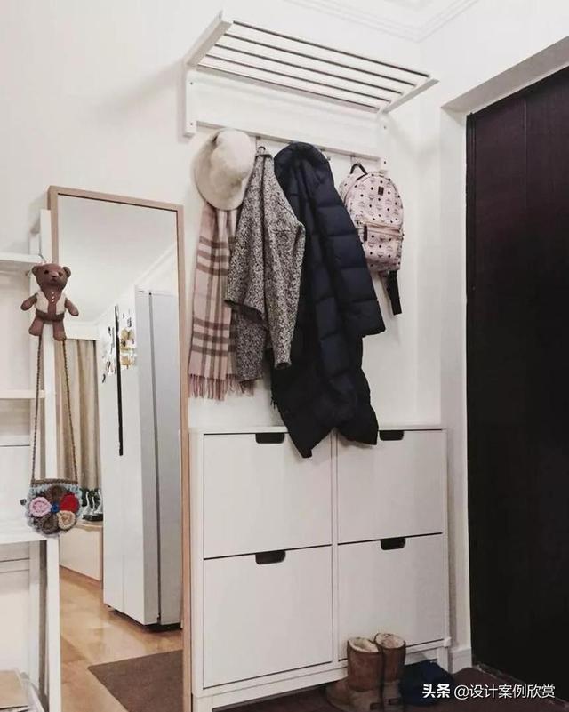 客厅装修玄关的隔断是怎么做的?-手机房天下知识