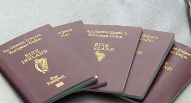 2020年最新爱尔兰入籍材料和要求