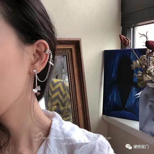 100款最漂亮的耳环